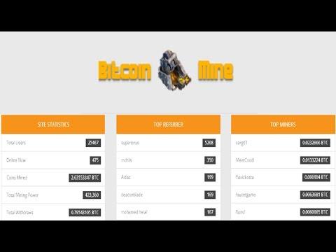 freebtcmine.com Overview Tutorial ! Bitcoin ! Free Bitcoin ! Bitcoin Mining !