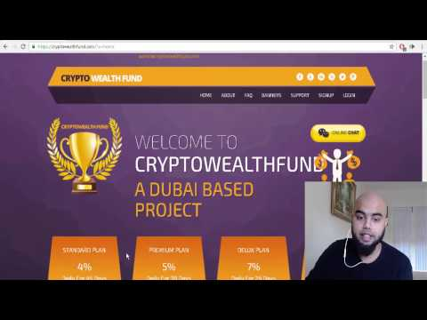 Crypto Wealth Fund Review │ BIG SCAM ???