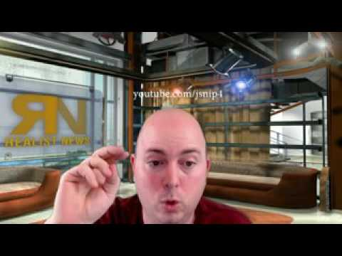 THE REALIST NEWS   FULL Part 1 of 2 Bitcoin Silver Gold Web Bot Report