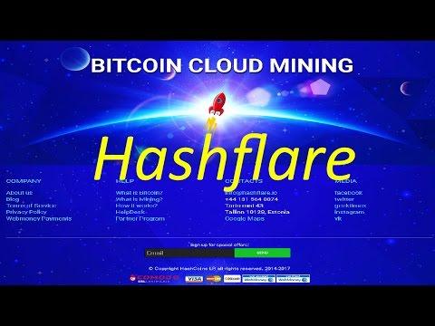 Hashflare.io Overview Tutorial ! Bitcoin ! Bitcoin Mining !