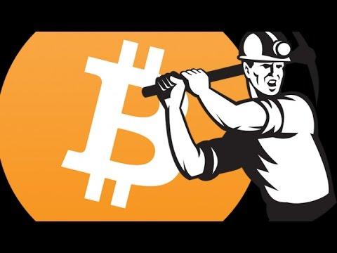 Bitcoin Mining live