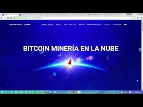 HASFLARE CLOUD MINING mineria en lanube TUTORIAL  en ESPANOL