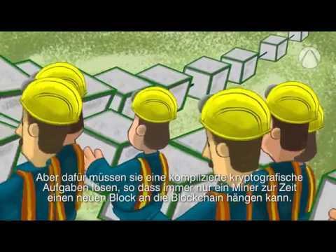 Offizielles Avalon-Life CAPTAIN DRAKINS' BITCOIN SHOW, Deutsch, was ist Mining?