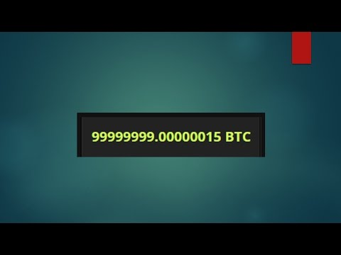 Hack BTC ? NO! this is the BITCOIN MINING [ 0,05 btc / hours = about $40  ] See how it works !