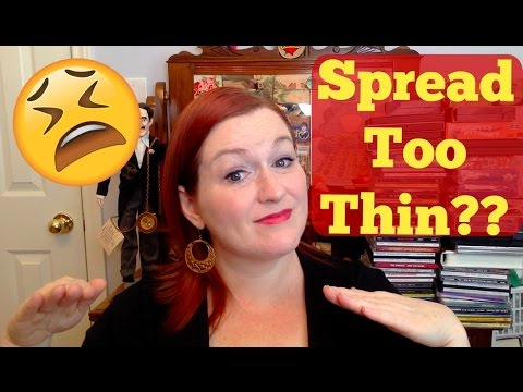 Weekly Goals - Spreading Yourself Too Thin - Fighting Anxiety - Make Money Online