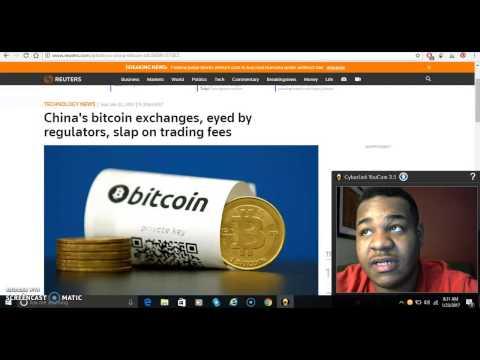 China Bitcoin Regulations and SETI Mining on Eobot