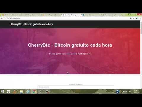 CherryBtc Nueva Faucet 2017 SCAM NO PAGA