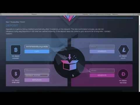 Free Bitcoin hack Metizer Day 1 Cloud Mining Bitcoin   In English