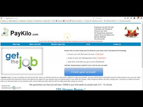 Is PayKilo.com A Scam or Legit?