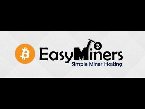 EASY MINER - cloud mining - miner du Bitcoin