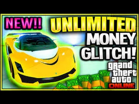 GTA 5 Online ''MONEY GLITCH 1.37'' *SOLO* CAR DUPLICATION GLITCH ''UNLIMITED MONEY''