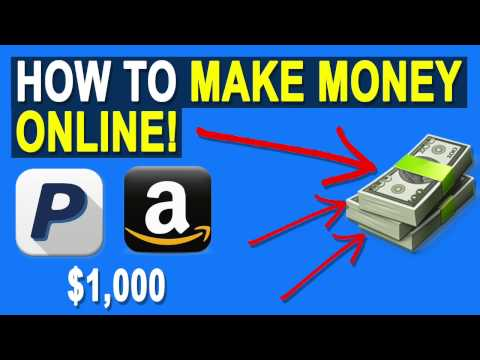 How to make money online | Free PayPal Money & Amazon Gift Cards