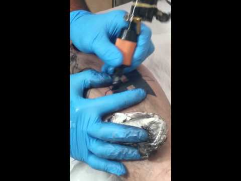 world first hashlet tattoo