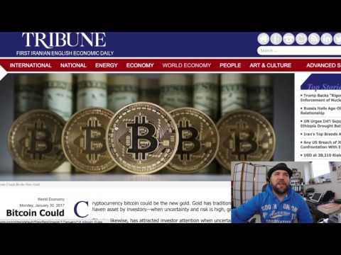 #022 Bitcoin Informant - China startet Bitcoin Forschungsinstitut, Trezor Wallet News und Bitcoin Go