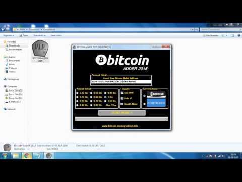 Bitcoin Adder 2015 is a SCAM [100% Fake]