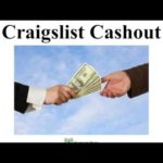 Craigslist Cashout: How To Make Money Fast Online