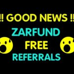 Zarfund review – Scam or Not?? Must watch before JOINING!! GET REFERRALS FROM MY TEAM!!!!