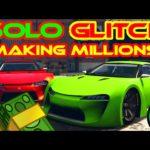 GTA 5 UNLIMITED MONEY GLITCH *GTA V Online Solo Money Glitch* How To Make Money GTA 5 Online