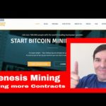 Genesis Mining Update and Review – Buying bitcoin mining contracts
