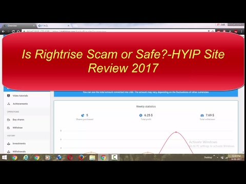 Hyip scam list download
