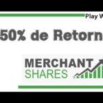 "Merchant Shares Lucro de 10 dias, o ""Seguro""  1/2"