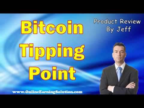 Bitcoin Tipping Point Review [WATCH THIS Review before buying Bitcoin Tipping Point]