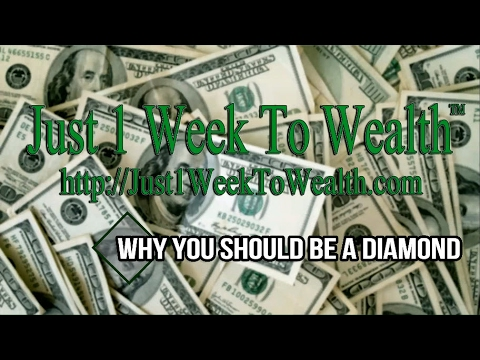HOW TO MAKE MONEY ONLINE! Why You Should Be A Diamond in Global MoneyLine