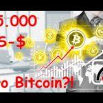 25.000 USD pro Bitcoin! | BTC-Kurs stabil? | Ethereum-High! | Wochenrückblick KW 7 – 2017