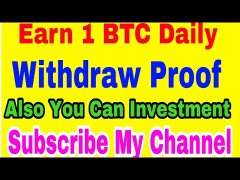 Earn Free 1 BitCoin Daily 2017 [Real No Scam]