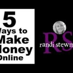 5 Ways to Make Money Online #NoExcuses17