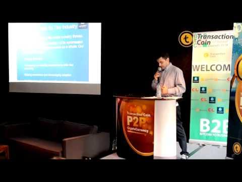 CoIntellect's Daniel Fonseca at BTC2B