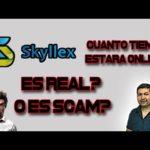 Skyllex – ¿SCAM o NO SCAM? Información y Análisis profundo. 2017