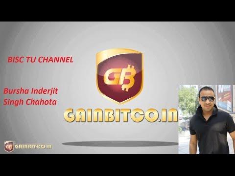 Amit Bhardwaj Gainbitcoin Review/Project Information/Scam/GB Miners/Bitcoin/Ponzi Scheme