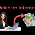 """Wie werde ich reich im Internet? Durch Blockchain Tecthnologie und Bitcoin Mining"""""""