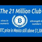 Price of Bitcoin in Mexico Stays Above $1,300 USD, Gladiacoin Scam, & More