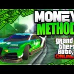GTA 5 Online FAST UNLIMITED MONEY METHOD MAKE MONEY FAST IN ONLINE! GTA V