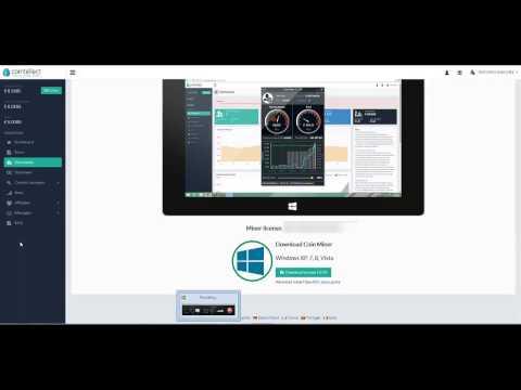 GANA DINERO Cointellect   Minera Dogecoin fácil con tu PC BITCOIN