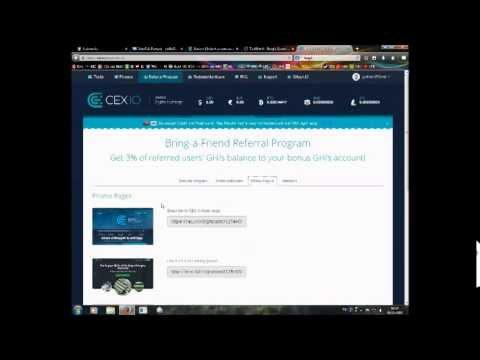 CEX.IO Bitcoin Cloud Mining Live Review – Super In Depth Look