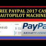 How To Make FREE PayPal Money Online Without Investment 2017