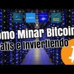 Como Minar Bitcoins Gratis e Invirtiendo en Cloud Mining