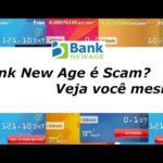 NewAge Bank é Scam? Veja você mesmo