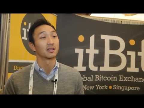 ItBit Bitcoin exchange banned in the USA BTC to Euro – Bobby Cho interview at Money 20/20