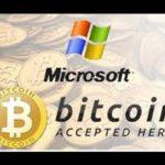 خبر عاجل عن المكروسوفت والبتكوين Breaking News  Microsoft and Bitcoin