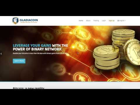 Gladiacoin Review - Another Bitcoin Investment SCAM!
