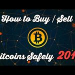 How to Make Money with Buy & Sell Bitcoin Safely without Scam 2017 | Remitano