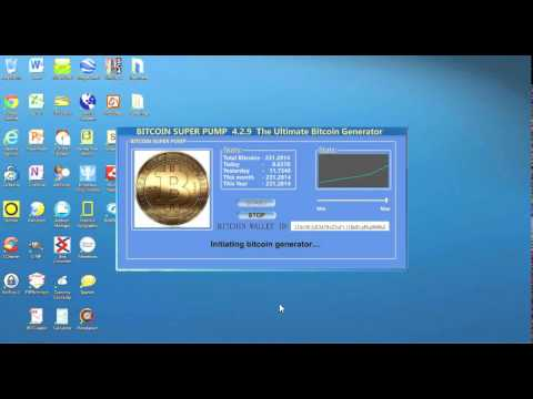 BITCOIN GENERATOR LATEST TECHNOLOGY 11 BTC PER DAY VERY EASILY