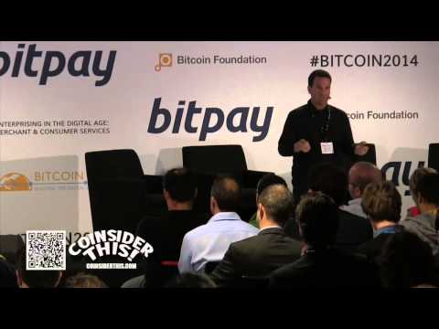 BITCOIN 2014 - Wences Casares (CEO Xapo) - Getting to a Billion Bitcoin Users