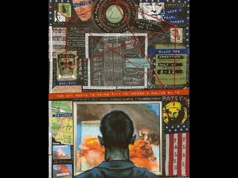 Truth at 911 Memorial !! Anthony Fredas' Art Officially Accepted
