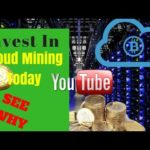 cloud mining – Powerful reasons why you should involve in a bitcoin cloud mining today