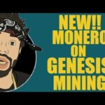NEW! MONERO NOW ON GENESIS MINING!